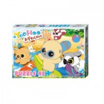 Puzzle  Noris-606031128 Yoohoo & Friends