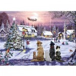 Puzzle  Otter-House-Puzzle-75096 Christmas Eve