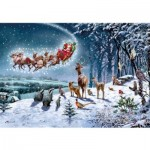 Puzzle   Magical Christmas