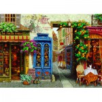 Puzzle  Cobble-Hill-51763 France, Paris : Rue Lafayette