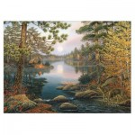 Puzzle  Cobble-Hill-51850-80139 Deer Lake