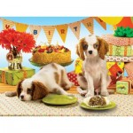 Puzzle  Cobble-Hill-54353-80050 Pièces XXL - Every Dog Has Its Day