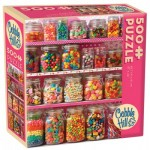 Puzzle  Cobble-Hill-57219 Pièces XXL - Candy Shelf