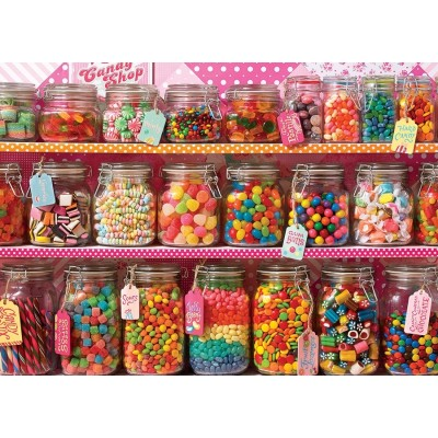 Puzzle Cobble-Hill-58884 Sweet Sweet Sugar