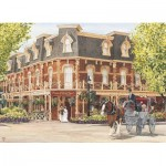 Puzzle  Cobble-Hill-80290 Prince of Wales Hotel