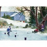 Puzzle  Cobble-Hill-85003 Pièces XXL - Hockey Drills
