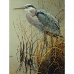 Puzzle  Cobble-Hill-85029 Pièces XXL - Great Blue Heron
