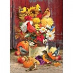 Puzzle   Autumn Bouquet