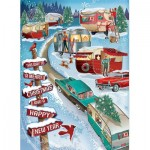 Puzzle   Christmas Campers