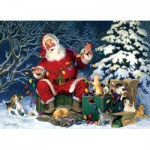 Puzzle   Pièces XXL - Santa's Little Helper