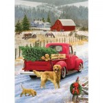 Puzzle   Red Truck Farm