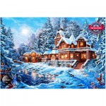 Puzzle  Perre-Anatolian-1109 Winter Magic
