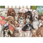 Puzzle  Perre-Anatolian-3162 Les chiots