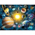 Puzzle  Perre-Anatolian-3946 Solar System