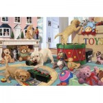 Puzzle   Puppies Play Time