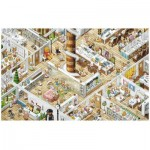 Pintoo-H1777 Puzzle en Plastique - Smart - The Office