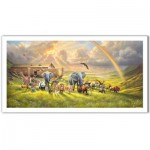 Pintoo-H2061 Puzzle en Plastique - Abraham Hunter - New Beginning