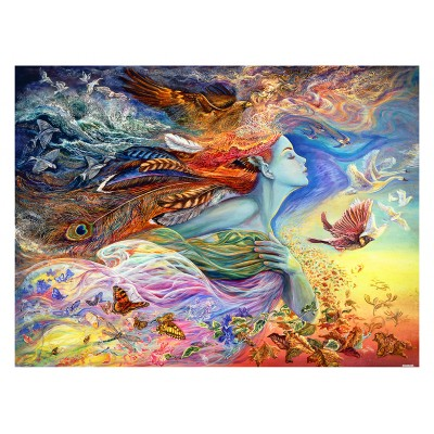 Puzzle Pintoo-H2223 Josephine Wall - Spirit of Flight