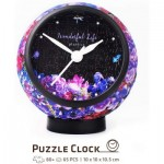 Pintoo-KC1041 Puzzle 3D Clock - Love Promise (Piles non fournies)