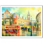 Puzzle en Plastique - Ken Shotwell - Morning in London