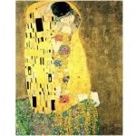 Puzzle en Plastique - Klimt Gustav - The Kiss