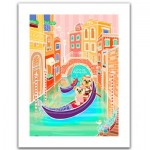Puzzle en Plastique - Romantic Vacations - Venice