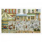 Puzzle en Plastique - Smart - Cat's Paradise