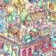 Puzzle en Plastique - Tom Parker - Dino City and Bay