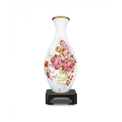 Pintoo-S1008 Puzzle 3D Vase - Home Sweet Home
