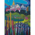 Puzzle  Pomegranate-AA1095 Darlene Kulig - Down by the Fishing Pond