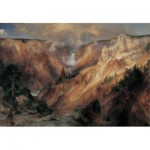 Puzzle  Pomegranate-AA611 Thomas Moran : Le Grand Canyon de Yellowstone