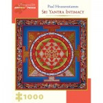 Puzzle  Pomegranate-AA931 Paul Heussenstamm - Sri Yantra Intimacy