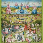 Puzzle   Hieronymus Bosch - The Garden of Earthly Delights