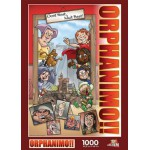 Puzzle  PuzzelMan-039 Orphanimo : Famille