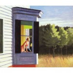 Puzzle-Michele-Wilson-A456-250 Puzzle en Bois - Edward Hopper: Cape Code Morning