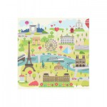Puzzle-Michele-Wilson-Cuzzle-Z12 Puzzle en Bois - Collection Paris : Paris illustré
