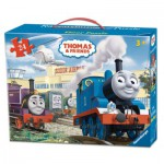 Ravensburger-05388 Puzzle Géant de Sol - Thomas & Friends