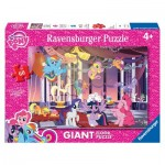 Ravensburger-05528 Puzzle Géant de Sol - My Little Poney