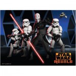 Puzzle  Ravensburger-10017 Star Wars