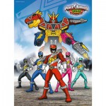 Puzzle  Ravensburger-10789 Power Rangers