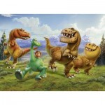 Puzzle  Ravensburger-10819 Pièces XXL - The Good Dinosaure