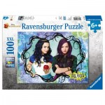 Puzzle  Ravensburger-10952 Pièces XXL - Disney Descendants