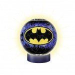Ravensburger-11080 Puzzle 3D Night Edition - Batman