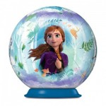 Ravensburger-11182-02 Puzzle Ball 3D - La Reine des Neiges II