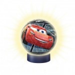 Ravensburger-11816 Puzzle 3D avec LED - Cars 3