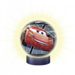 Ravensburger-11818 Puzzle 3D avec LED - Cars 3