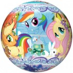 Ravensburger-11824 Puzzle Ball 3D - Mon Petit Poney