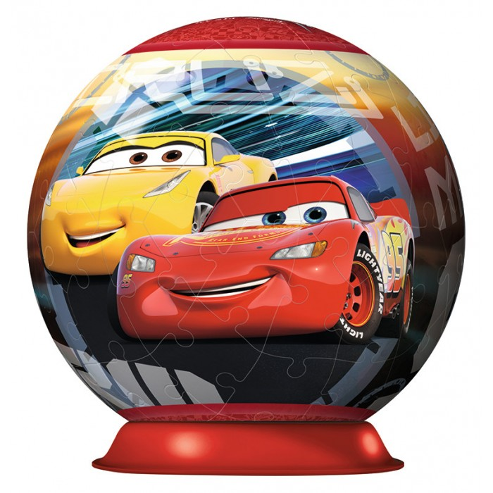Puzzle Ball 3D - Cars 3
