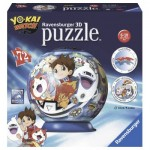 Ravensburger-11828 Puzzle 3D - Yo-Kai Watch