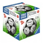 Ravensburger-11937-04 Puzzle-Ball 3D - 1982 Fifa Word Cup